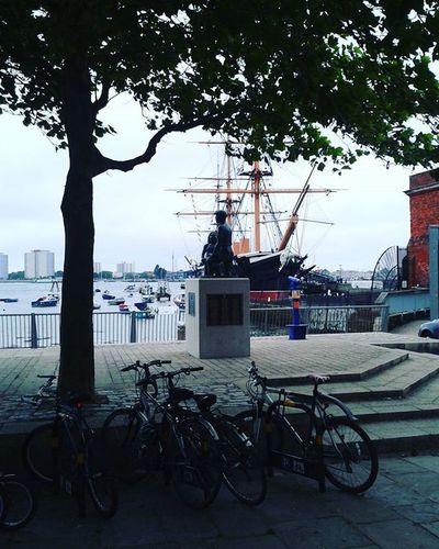 Portsmouth,England Portsmouth England Uk VSCO Vscocam Mary_rose Cloudy