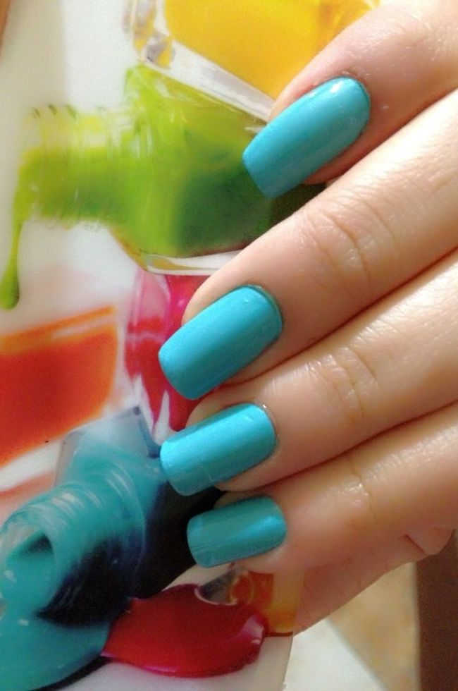 Nailpolish Summercolors Keepitcolorful
