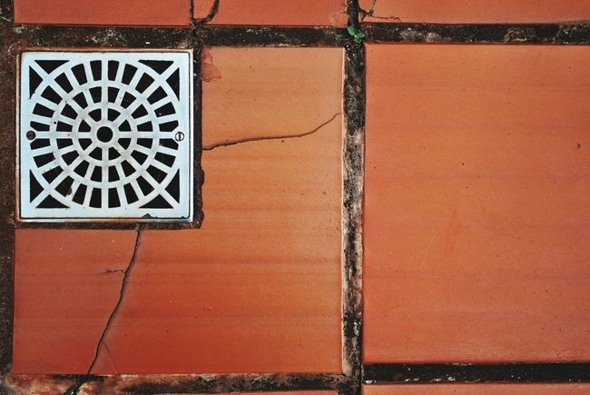 Floor Floortraits Floors Shapes Shapes And Forms Drain Drains Orange Orange Color Minimalism Minimalobsession EyeEm Best Shots Outdoors EyeEmBestPics EyeEm Gallery Ground High Angle View Looking Down Drain Cover Streetphotography Minimalist Minimal Minimalistic Minimalist Photography  Minimalist Photography