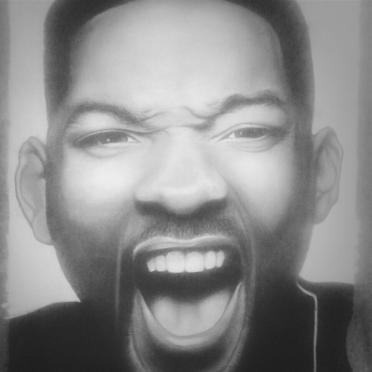 Fo sal3 Art Drawing Check This Out Will Smith