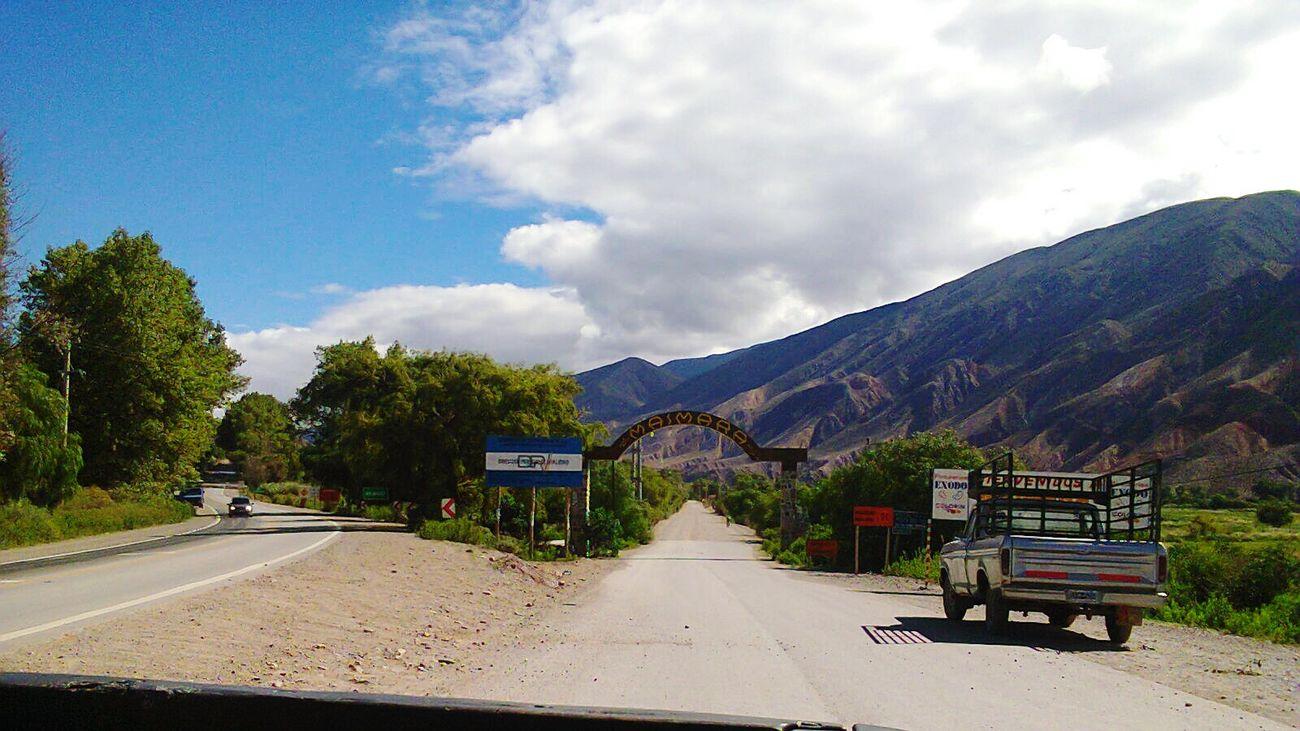 Montains    Maimara Jujuy, Argentina