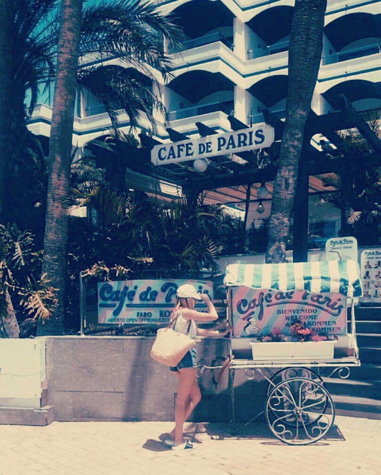 Girl Şūr Gran Canaria