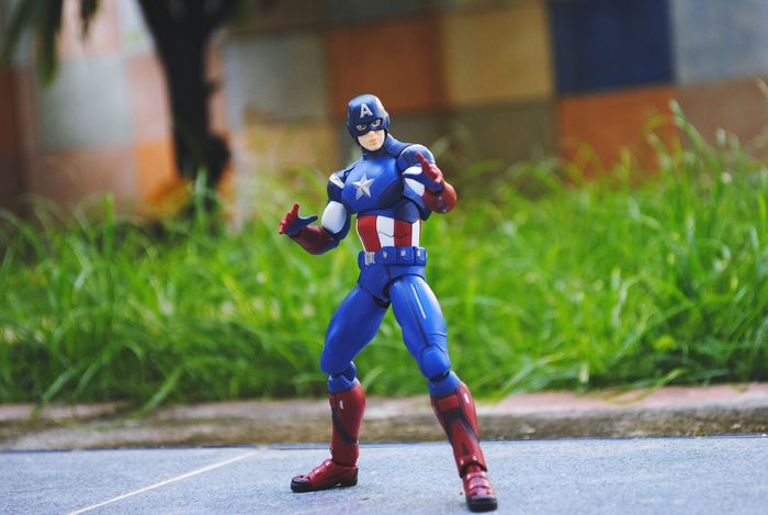 Newbie First Eyeem Photo Toyphotography Figma Captainamerica Toycamera Toygallery