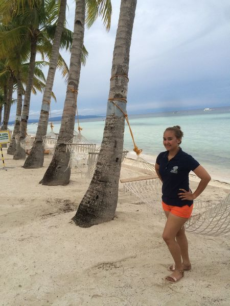 Enjoying Life Hello World More Fun In The Philippines  That's Me Bohol Beach Club Bohol Philippines
