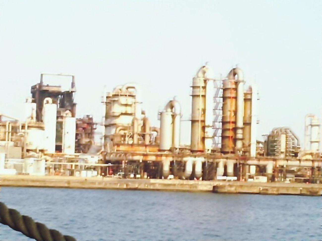 製鉄所。 Iron Work Factory Zone Factory Photo Factory Chiba Sea View Seaside