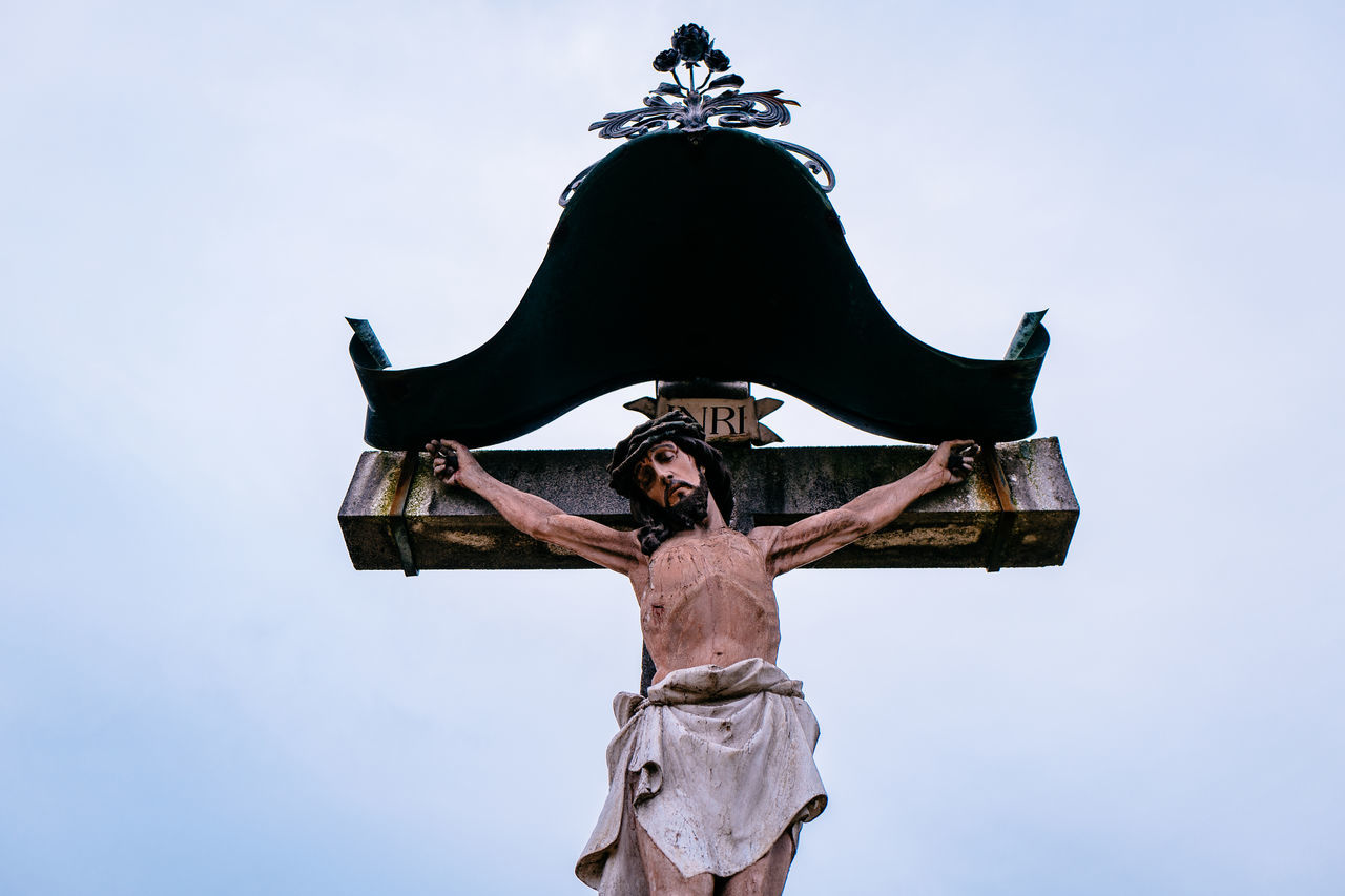 Beautiful stock photos of kreuz, Art, Art And Craft, Christianity, Crucifix
