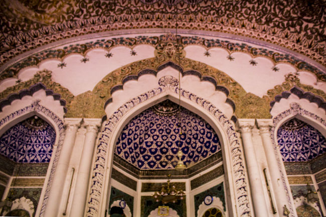 EyeEm Selects Arch Architecture Pattern Travel Destinations Indoors  Day Multi Colored No People Jama Masjid Lucknow Jama Masjid History Lucknow👌City Lucknowdiaries Lucknow Diaries Outdoors Architecture Travelling