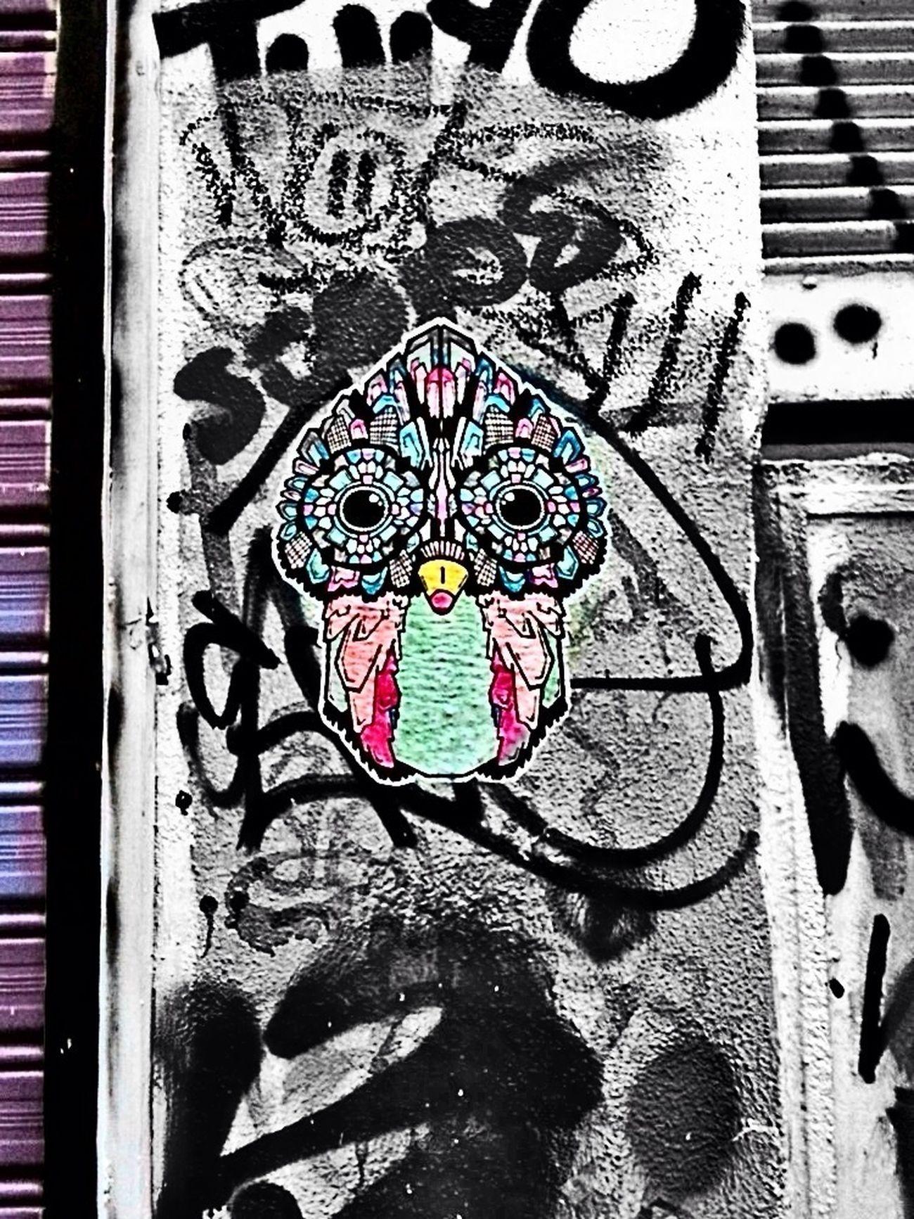 Streetart Zoezoi