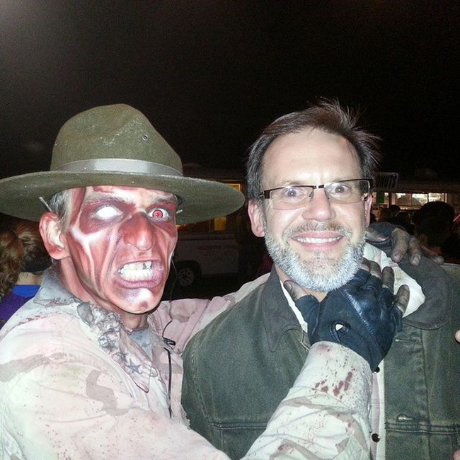 Zombies  got me!! Insane Boogieman Crazy Outofcontrol Hellbilly