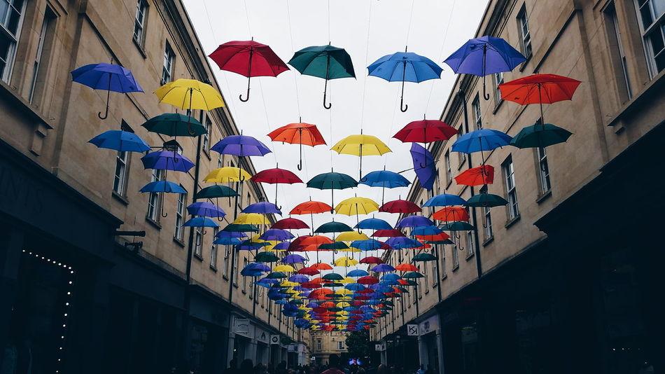 Bathcity Umbrella Colours