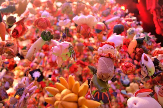 Sweet smile Smile Ksitigarbha お地蔵さん Hina Dolls 吊るし雛 Traditional 新潟 Nigata Portrait Nikon Df Colorful