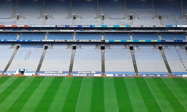 Croke Park. Stadium CrokePark Ireland Trip Tourism L4l