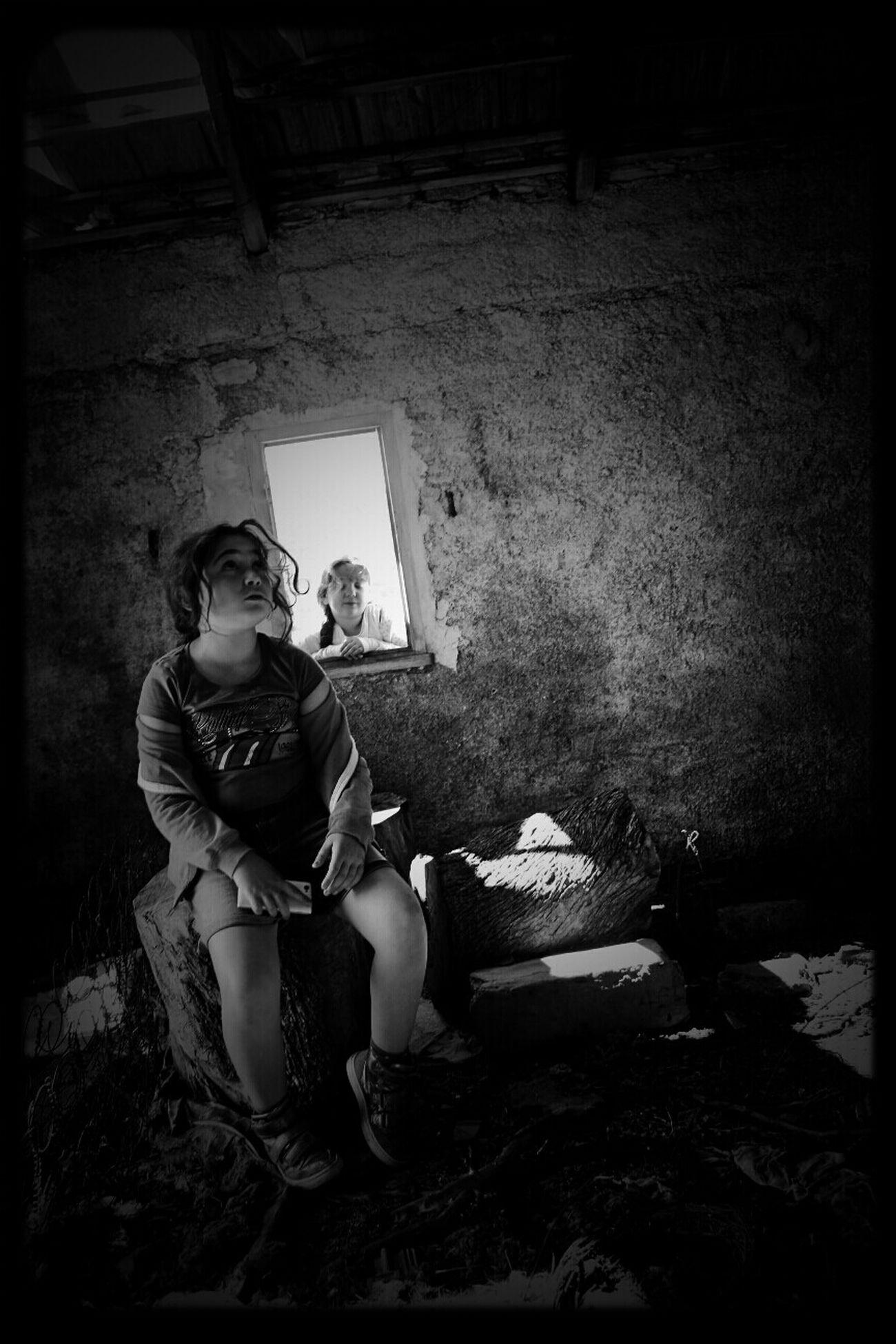 Explorer. .. bon 1er mai les amis.. Blackandwhite Photography Children's Portraits Blackandwhite