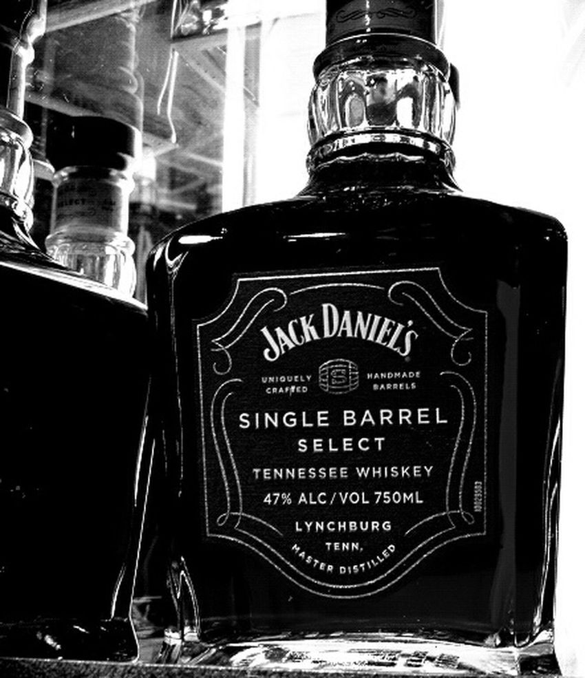 Riding North Tennessee Aged For Tasting All That Jack Lynchburg