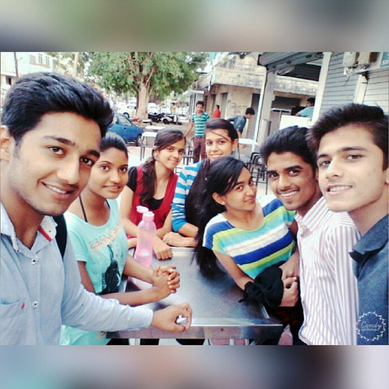Today Super_fun 😙😊 Full_Rabadna 😝😛 Foi Shivaji 😆 TRC 😁😜 Bhukad_No_1 😋😉 Best_day with Best_friends ❤😘 Selfies Masti Memories 😍😎😃