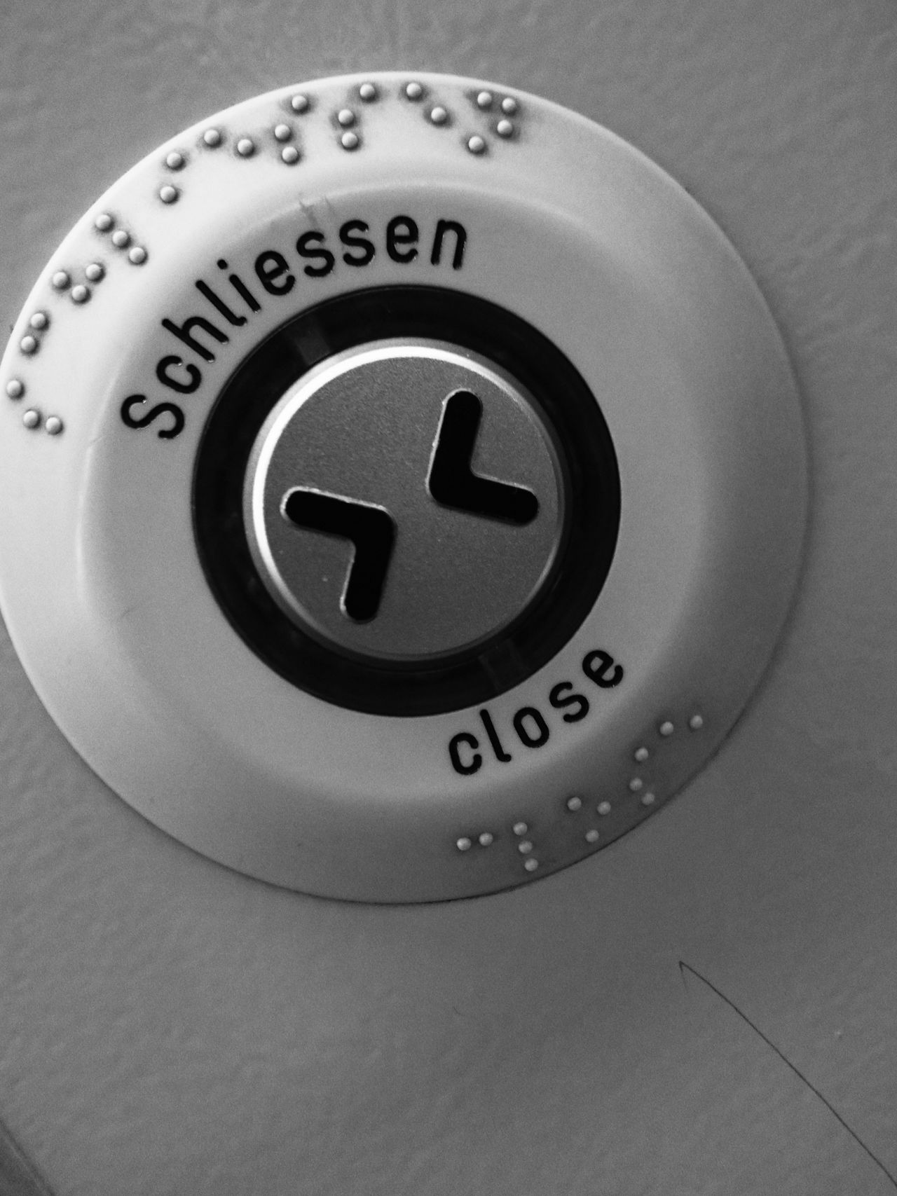 Number No People Old-fashioned Retro Styled Indoors  Communication Close-up Technology Day Clock Face Braille Writing Braille Sign Close The Door Button Public Transportation Exit Berlin Life BVG - Berliner Verkehrsgesellschaft Discover Berlin