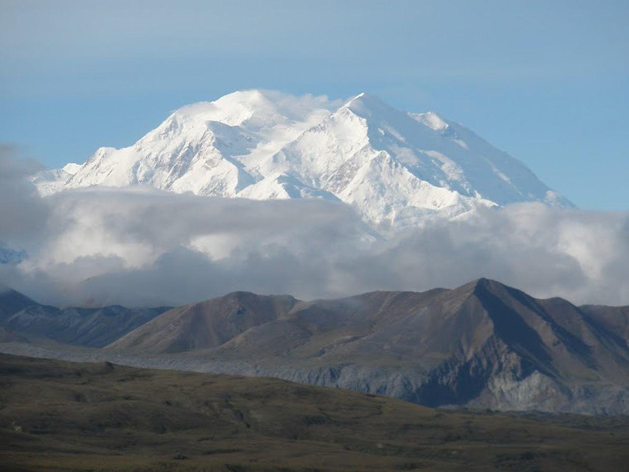Mt McKinley Alaska