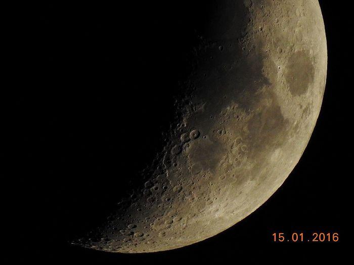 Shetland moon 🌙🌙🌙 First Eyeem Photo
