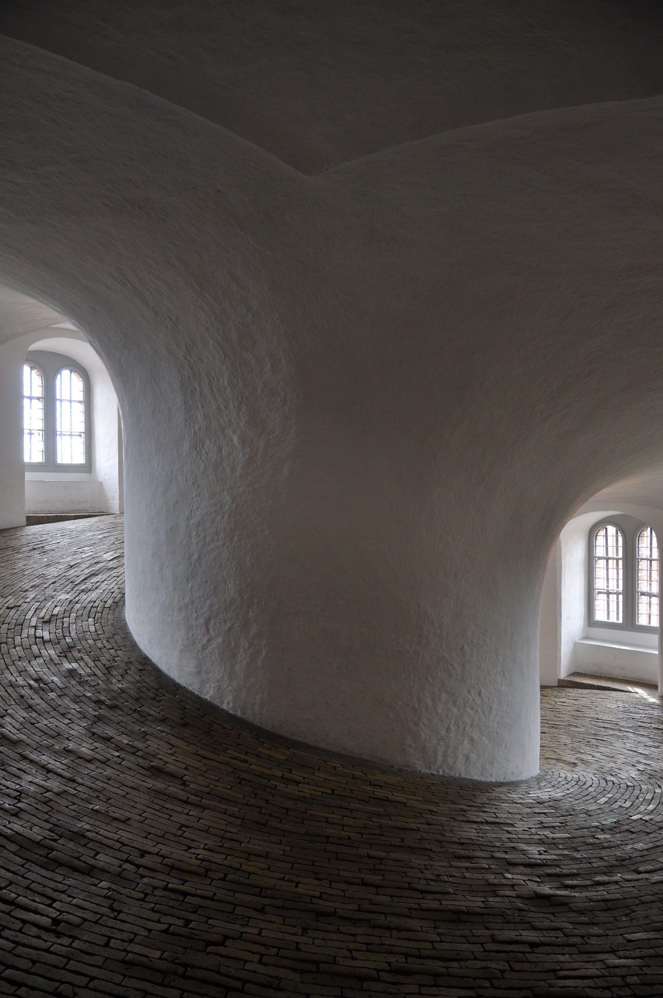 Architecture Built Structure Copenhagen, Denmark Day Indoors  Kopenhagen Ligth And Shadow No People Old Buildings Round Round Tower Sunlight Tower Window EyeEmNewHere