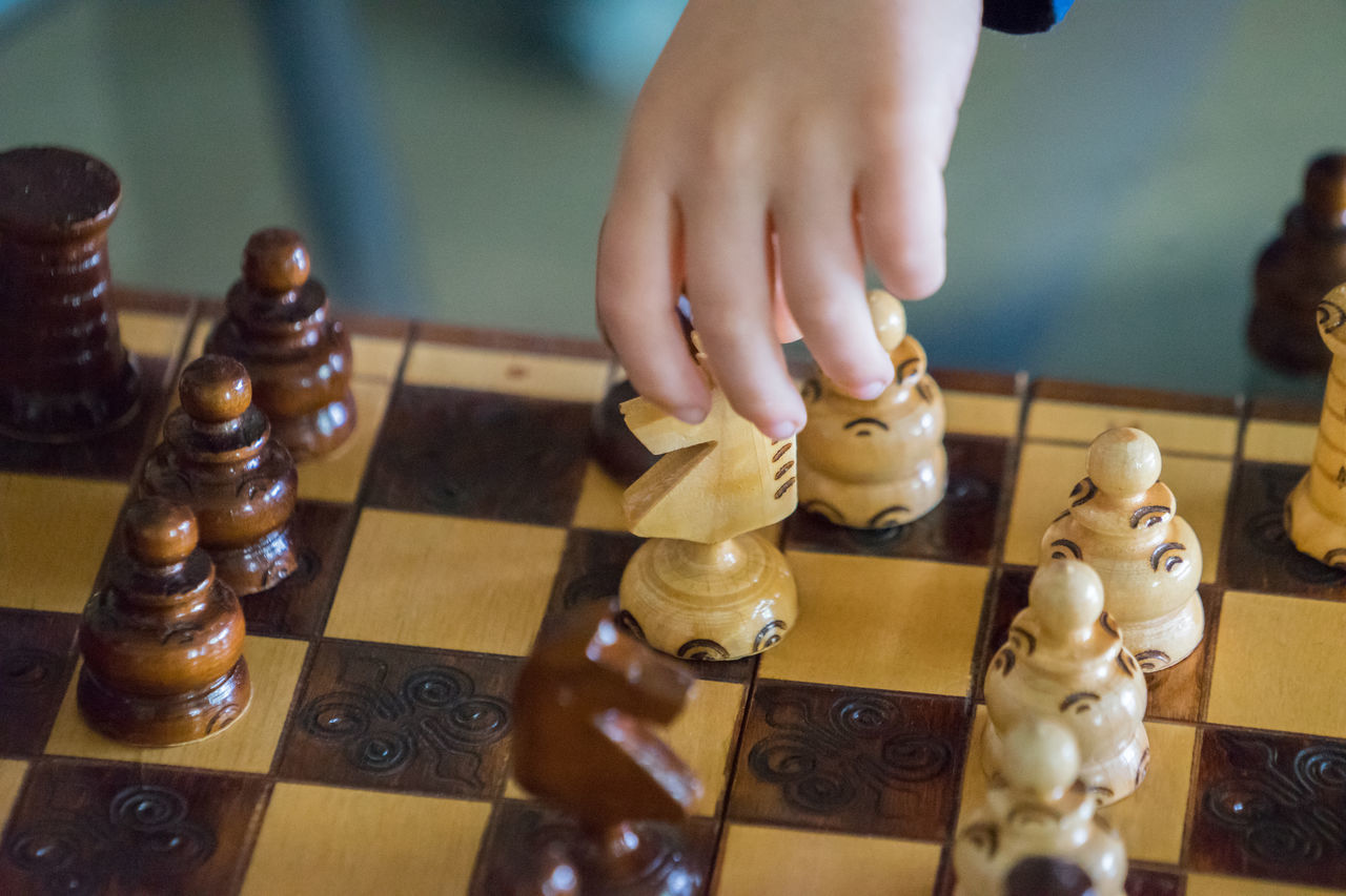 Boy Chess Chess Board Kid King Play Playing Queen Strong Table Table Game