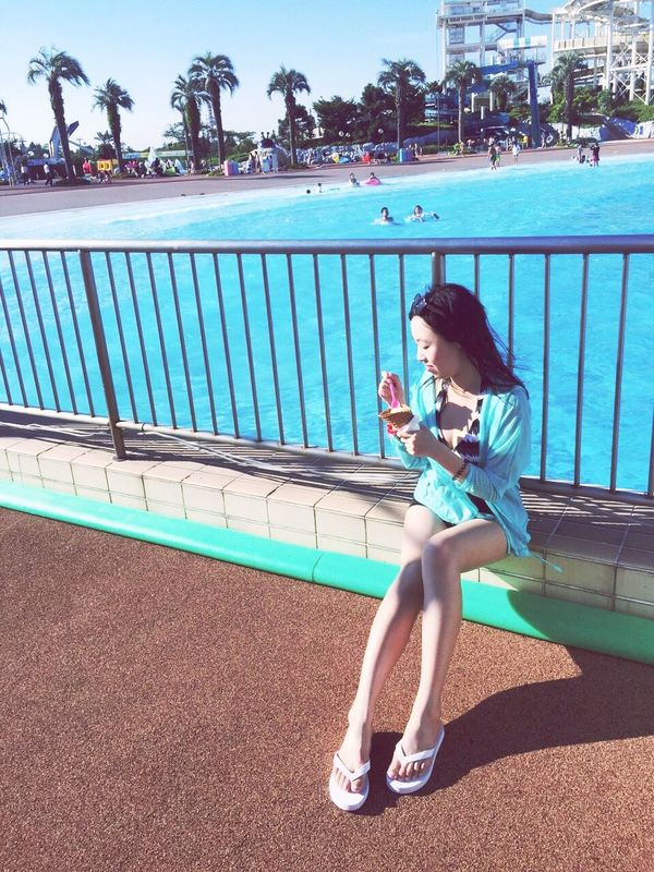 Swimming Summer ☀