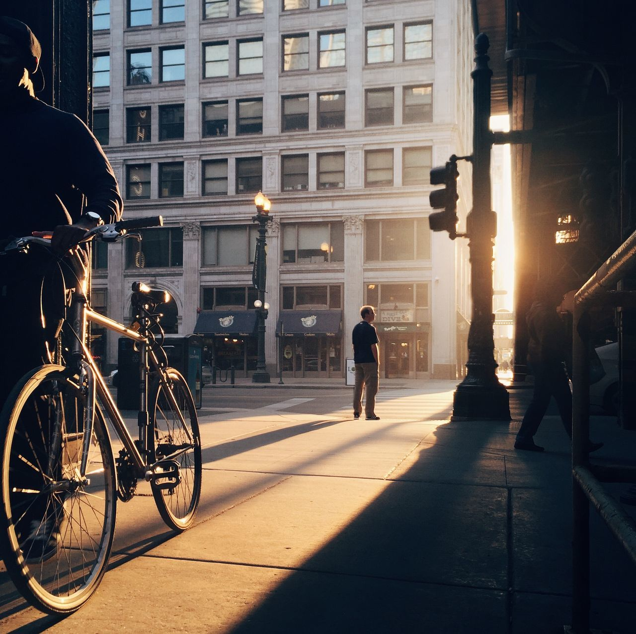 Beautiful stock photos of chicago, Architecture, Bicycle, Building Exterior, Built Structure