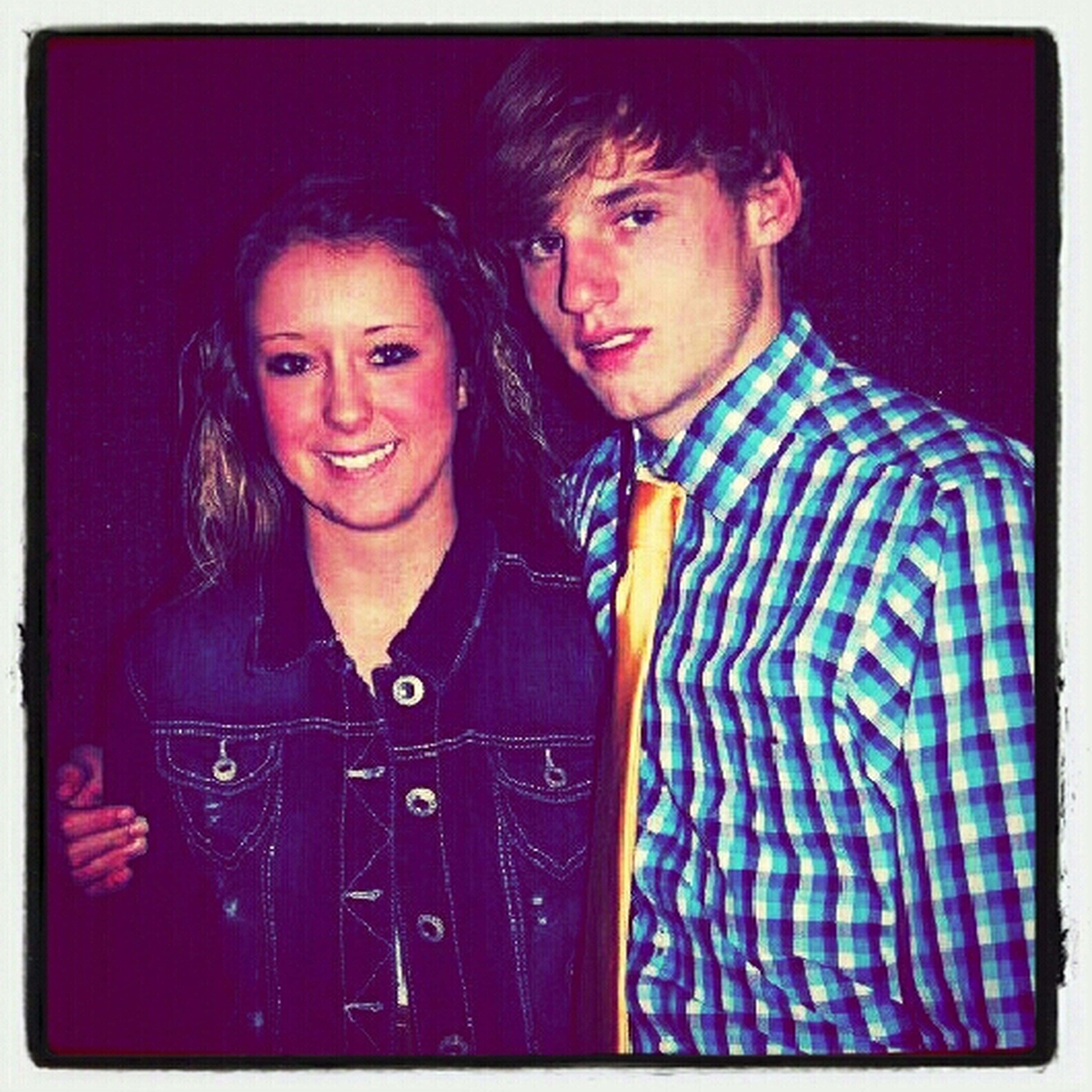 Tyler And Me (: