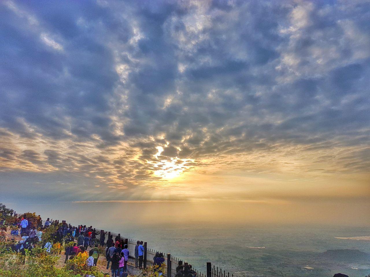 Sunrise Bangaloredairies Nandihills