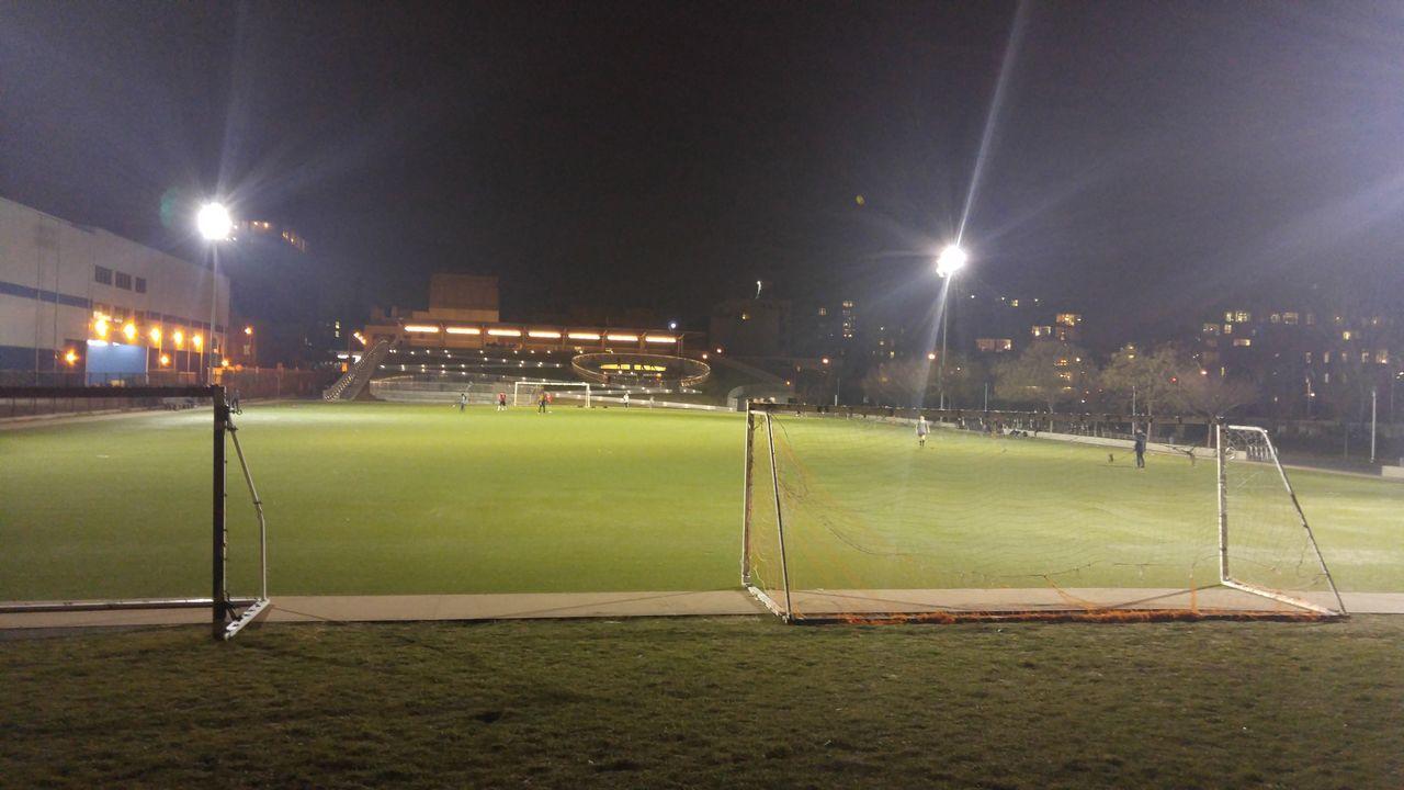 Bushwickinletpark Soccer NYC Soccer Field