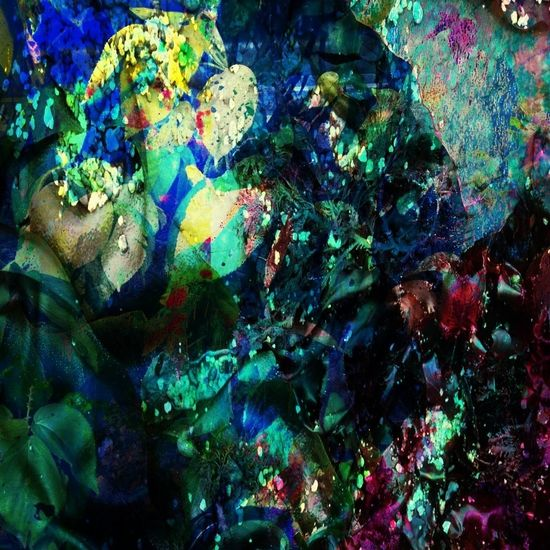 Green Inhalations (2 of 3) Abstractions In Colors Contemporaryart Icolorama Artists_community