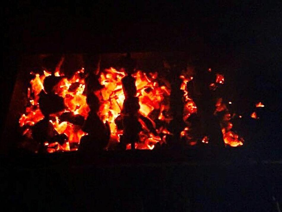 BBQ Night BBQwithFamily Bbq Night Eiduladha Red Hot Red Bar BQ Heat Burning Night Good Times