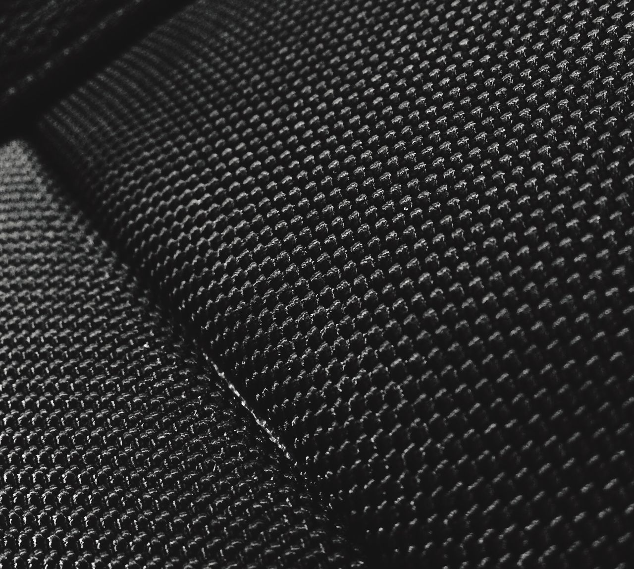 Close-up Blackandwhite Focus Texture Close Up Closeup Black And White Black & White Black&white Bag Fine Art Photography Showcase July Pivotal Ideas The Simple Things Monochrome Photography Maximum Closeness Welcome To Black