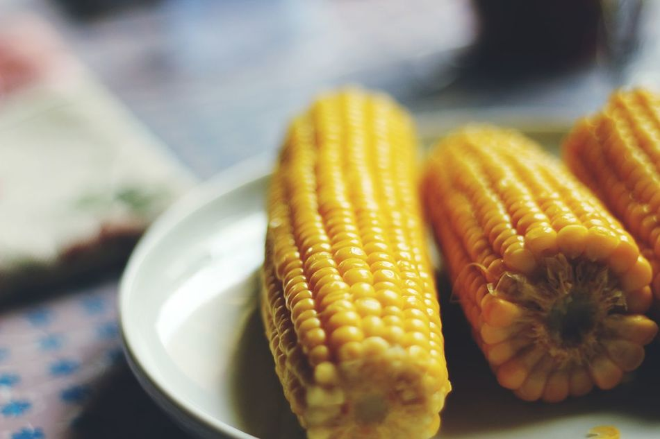 A Taste Of Life, a taste of Cooked Corn. As it a kind of a traditional summer food in Hungary My World Of Food
