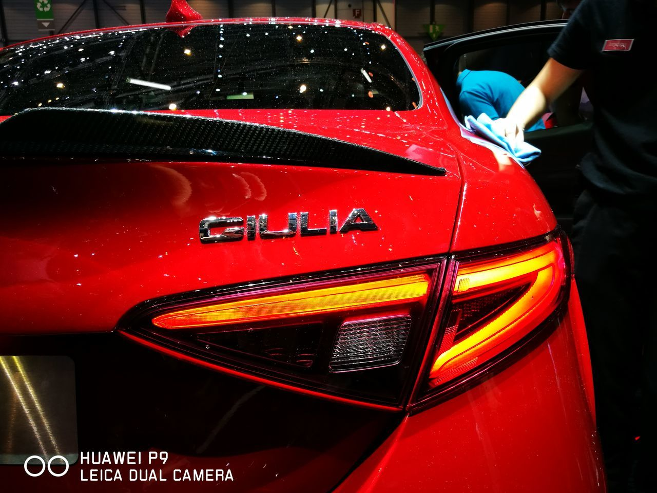 Millennial Pink Red Transportation Car Adults Only People Day Cockpit Outdoors Adult Red Carpet Event Geneve Switzerland Saloon <3 Alfaromeo Giulia Quadrifoglio Quadrifoglioverde Mood No People Illuminated Nature On Your Doorstep First Eyeem Photo Only Men Low Section
