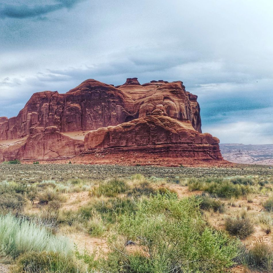Relaxing Canyon Canyonlands Moab  Utah Sandstone Landscape Heat Summer Travel Vacation West Cowboy Country Red Dirt Sagebrush Spire  Showcase July