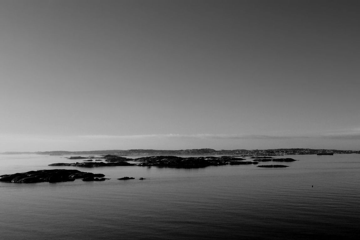.::The Silent Enigma::. Black And White Black And White Excellence Landscape_Collection Landscape Blackandwhite Intense Nothingness Melancholic Landscapes MADE IN SWEDEN DCLXVI Ocean