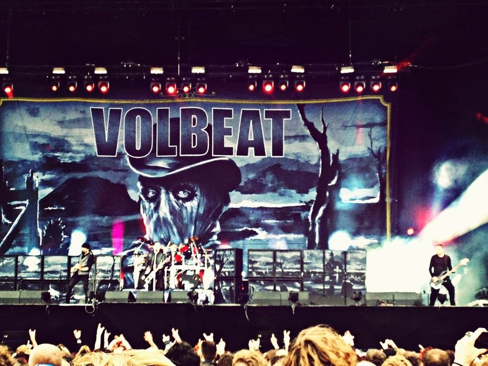 Taking Photos Live Music Volbeat FortaRock XL 2013