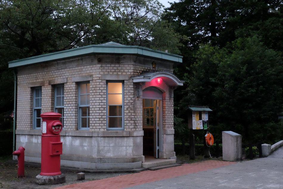 Koban Japanese Koban Police Station Musium Landscape_photography Landscape_Collection Landscape House Musium Old House The Architect - 2016 EyeEm Awards