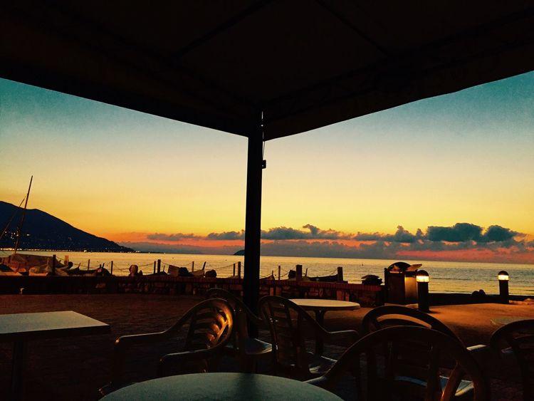 Sunrise Sea Summer Laigueglia Love This Picture.