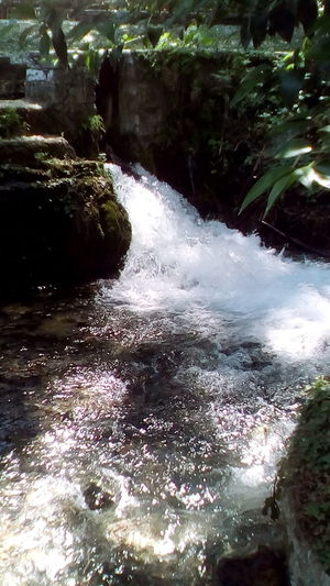 Water Motion Waterfall No People Day Power In Nature Beauty In Nature