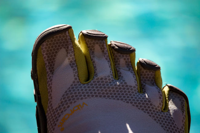 Close-up Fivefingers Focus On Foreground Green Color No People Selective Focus Still Life Vibram FiveFingers Vibramfivefingers