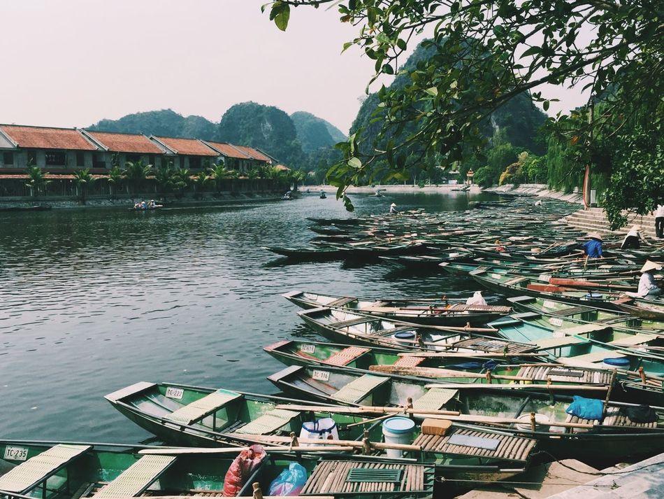 Beautiful stock photos of vietnam, Architecture, Boat, Building Exterior, Built Structure