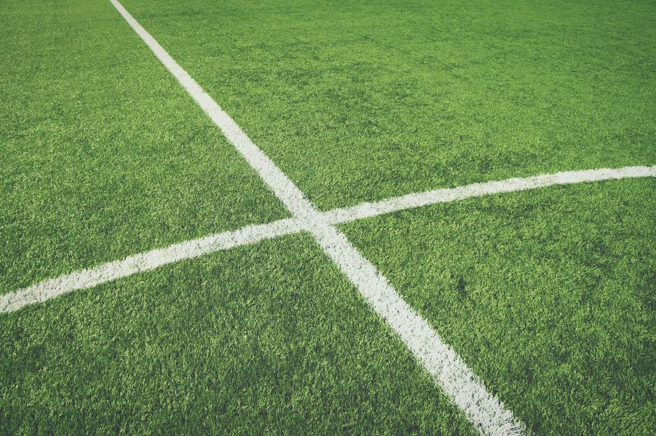 Beautiful stock photos of football, Backgrounds, Day, Full Frame, Grass