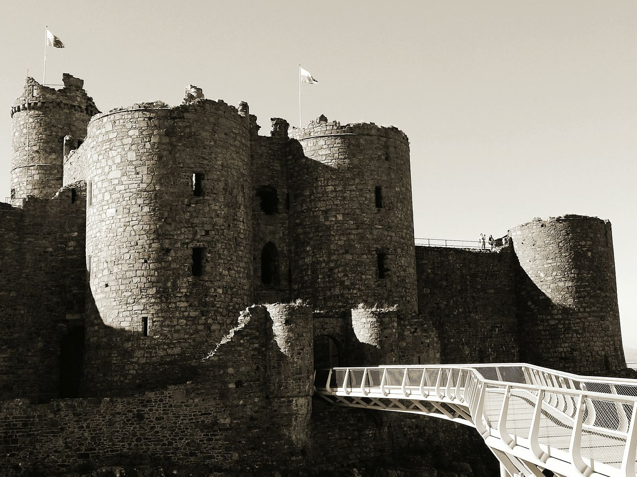 Castle Walls Wales Harlech Castle Harlech Historical Building Light And Shadow From My Point Of View Beautiful Wales