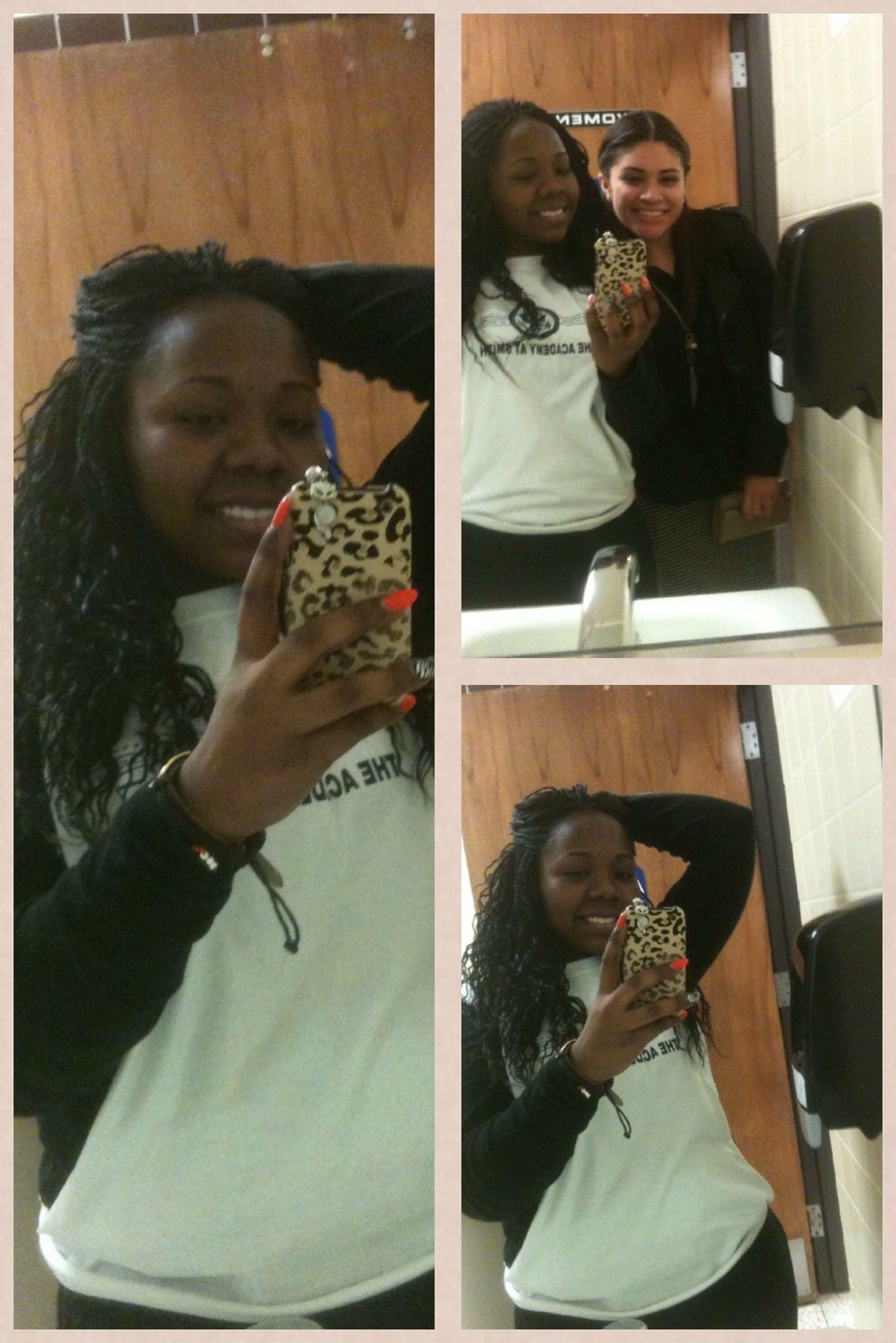 Earlier w/ my crissy !