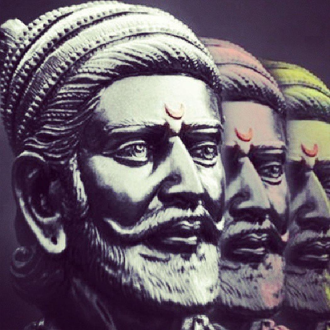Maratha King Charapathishvaji Maharaj