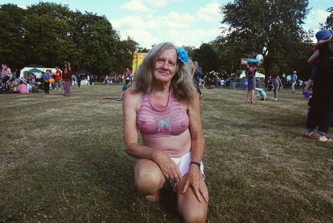 Jessie Lambethcountryshow London People Musician Character Colour Lambeth  Individual