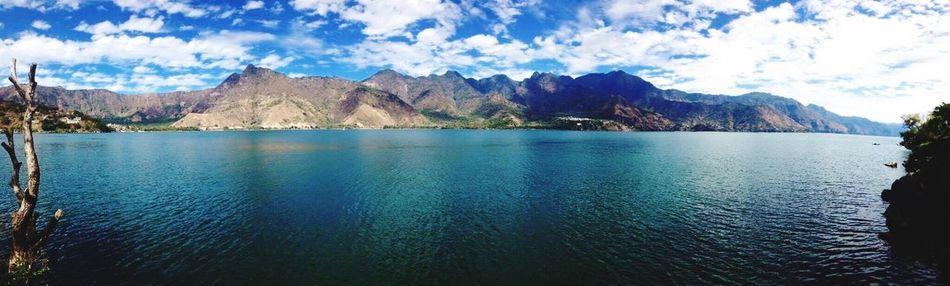 Lake atitlan Lake Atitlán Lake Guatemala San Pedro La Laguna Mountains Nature Travelling Photography Backpacking