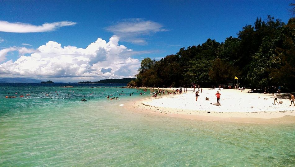 Sapiisland Check This Out Taking Photos Relaxing Beautifulbeach BeautifulIsland Malaysia Sabah Borneo
