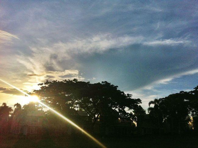 Sunrise on Tierra Sunrise...